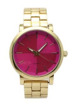 Patricia Elegant Gold Watch