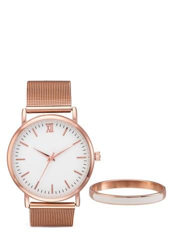 沖孔帶圓錶附造型手esprit tote bag環, 飾品配件, 飾品配件