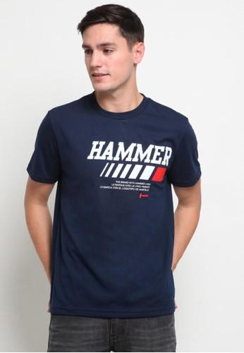 Hammer navy Hammer Man Graphic Tee Online G1TI004 N1 Navy F2E3DAA2D6E6CCGS_1