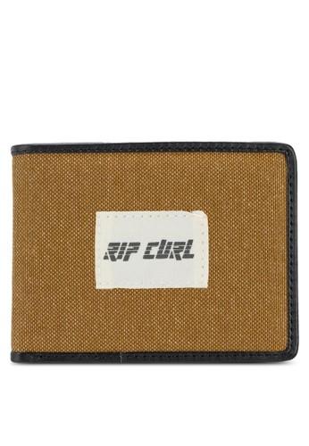 Search Vibes 撞色esprit 童裝對折皮夾, 飾品配件, 非皮革