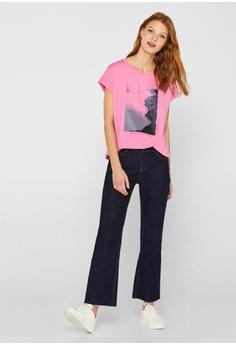 baf159b2637fab 50% OFF ESPRIT Short Sleeve T-Shirt S$ 39.95 NOW S$ 19.95 Sizes XXS XS S M L