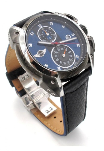 Mini blue Chronograph watchChronograph watchChronograph watch MI057AC26AHXHK_1