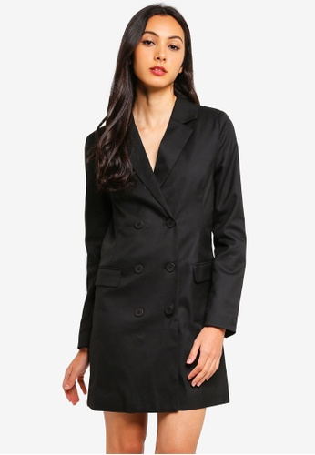 e8841f6ed65e3 Buy Supre Bianca Blazer Dress Online on ZALORA Singapore