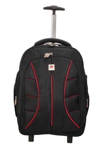 Polo Classic black Polo Classic backpack trolley PAU911 - Black  E5DF6AC09FE24CGS 1 99aa9e5546