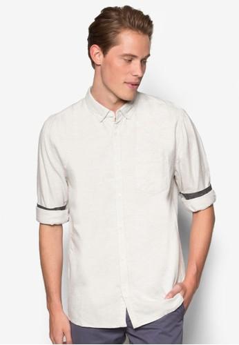 Brunswick 簡約休閒長袖襯衫、 服飾、 服飾CottonOnBrunswick簡約休閒長袖襯衫最新折價