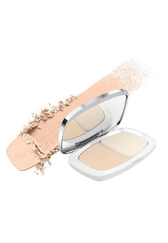 L'Oréal Paris beige L'Oreal Paris True Match Two Way Powder Foundation - R2 Apricot Ivory BD724BE8D9F90BGS_1