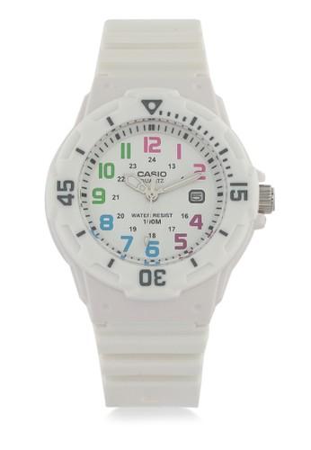 Casio white Women Analog Watches Lrw-200H-7Bvdf 32669AC4ACF6FFGS_1