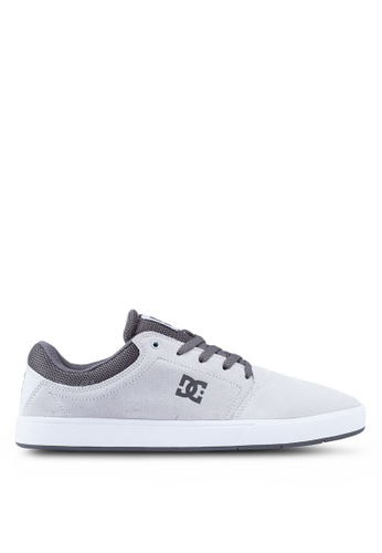 DC Shoes grey Crisis Shoes AACD6SHCDBBF8CGS_1