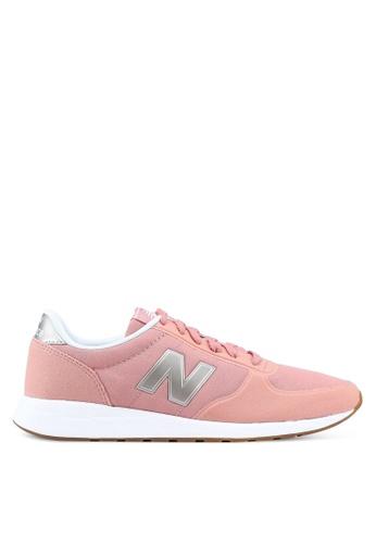 New Balance pink 215 Lifestyle Sneakers 8B96ESHF8AD6B6GS_1
