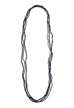 島嶼種子串珠層次長項鍊