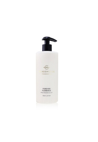 Glasshouse GLASSHOUSE - Body Lotion - Forever Florence (Wild Peonies & Lily) 400ml/13.53oz 85746BE8D175E7GS_1