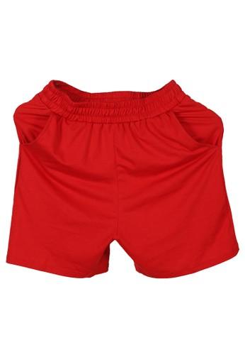 Yoru red Short Basic 8C0DAAAB0FD022GS_1