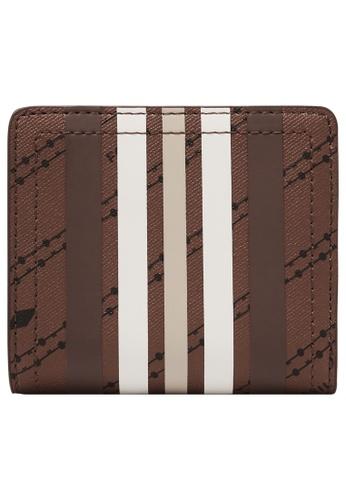 Fossil brown Logan Wallet SL7826199 73D66ACCB394B0GS_1