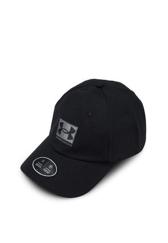 Under Armour black Branded Hat D7D6AAC741E532GS_1