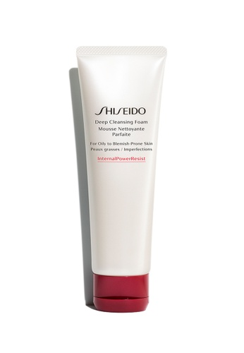 Shiseido red Shiseido Deep Cleansing Foam 4C29BBE53CB4D3GS_1