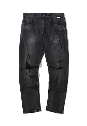 Fivecm black Distressed jeans 5B3ECAA2C2340CGS_1