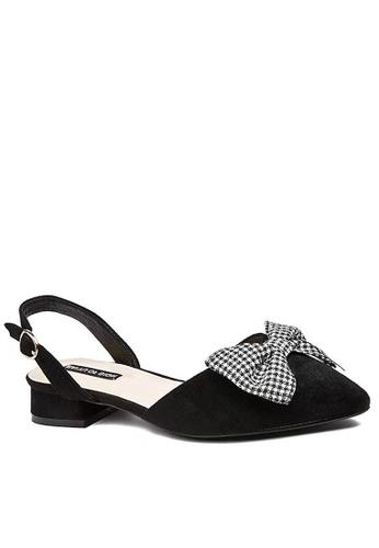 Twenty Eight Shoes Big Bow Mules 903-12 10D22SH8C28B18GS_1