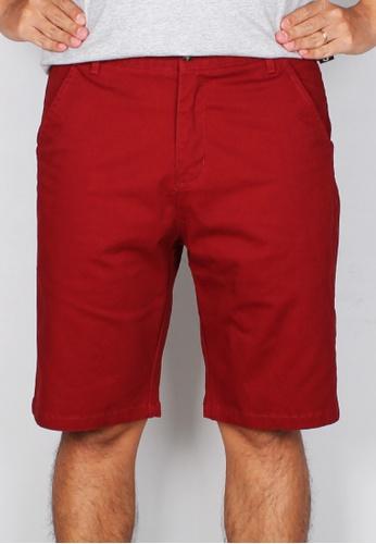 Moley red Classic Bermudas 75C1CAA021FF39GS_1