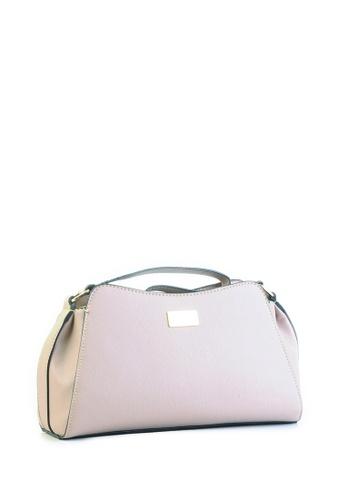 AR by Alfio Raldo pink AR By Alfio Raldo AB-2304 Shoulder Bag Pink AR107AC0RTA9MY_1