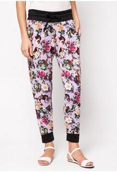 Mye Floral Jogger Pants