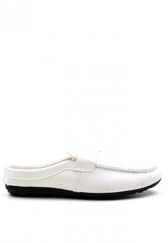London Fashion white Harri K17 Formal Shoes 84965SH2F47E57GS_1
