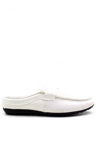 London Fashion white Harri K17 Formal Shoes 84965SH2F47E57GS_1