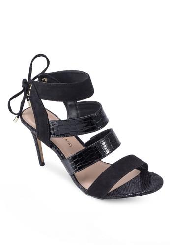 暗紋多帶繞踝高跟鞋esprit 高雄, 韓系時尚, 梳妝