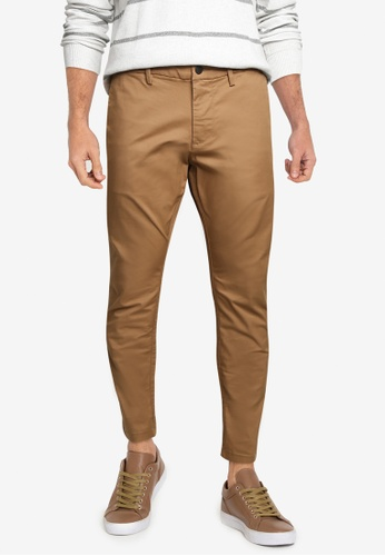 Old Navy brown Tech Skinny Ult Pants F9BB4AAED0E227GS_1