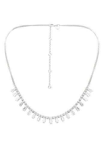 ALDO silver Larigonia Necklace 5078EACA5138C8GS_1