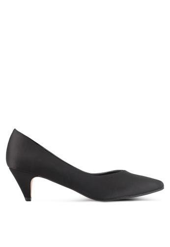 ZALORA black Classic Low Heels 626FDSH60CC0B1GS_1