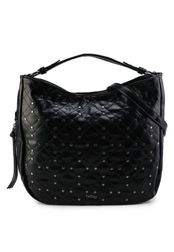 BETSY black Leona Tote Bag EA8A6ACB534908GS_1