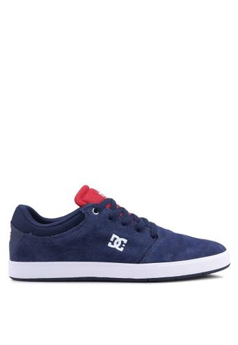 DC Shoes navy Crisis Shoes 1888CSH47E7CE4GS_1
