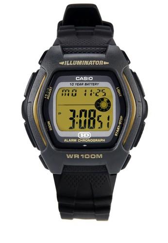 Casio yellow Casio Hdd-600G-9Avdf-Id 1989BAC50EA7A7GS_1
