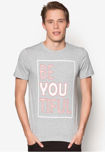 Beyoutiful Graphic T-Shiesprit outlet 台灣rt, 服飾, 印圖T恤