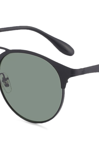Buy Ray-Ban RB3545 Polarized Sunglasses Online on ZALORA Singapore ab62a7b52d