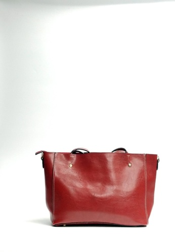 Lara red Women's  Synthetic Shoulder Bag CE1A1AC334F42AGS_1