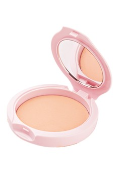 Avon Color Smooth and White Pressed Powder in Soft Bisque
