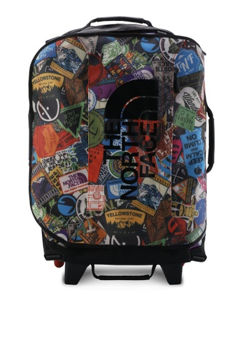The North Face multi Rolling Thunder-22 Luggage TH274AC57WJQMY_1