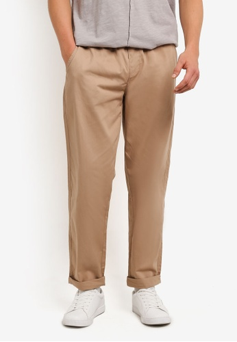 Factorie brown Ollie Pants FA880AA0RPLVMY_1