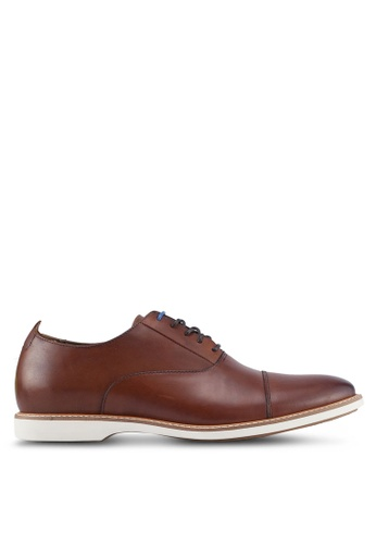 ALDO brown Diggs Smart Casual Shoes 1D7EFSH9B37803GS_1