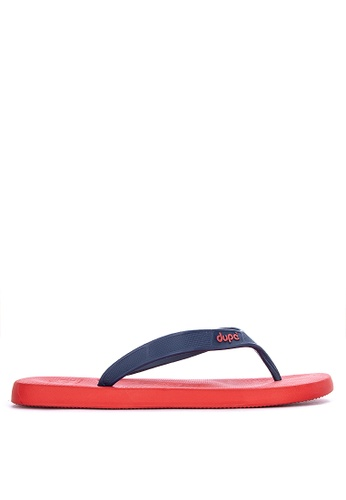 Dupe red Aftersport Flip Flops 0FBC1SH165639EGS_1