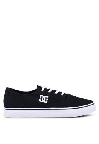 DC Shoes black Flash 2 TX W Shoes EE227SHD6A290BGS_1
