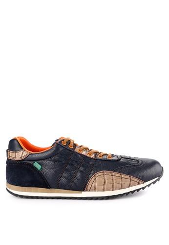 Kickers blue Kickers Mens Shoes Kcm 2901 26028SH568CE9BGS_1