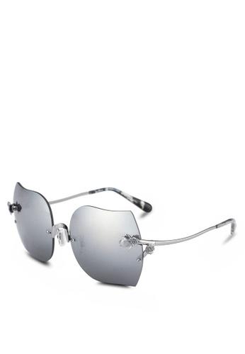 c37640f561 Coach black Coach Poppy HC7082B Sunglasses 2B060GL442399BGS 1