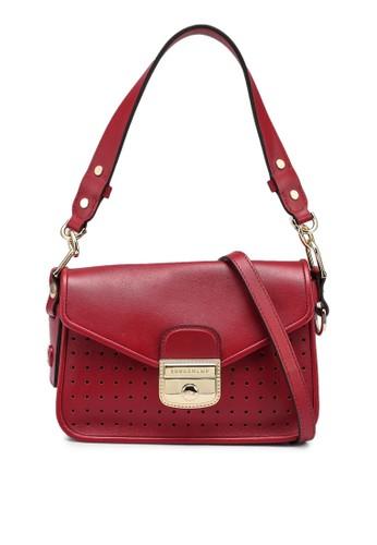 LONGCHAMP red Mademoiselle Longchamp Crossbody Bag (zt) CF2B3ACBE08375GS_1