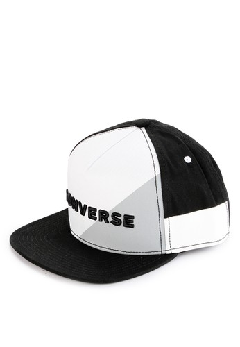 Converse black Blocked Snapback E16D8AC8A993CEGS 1 68b946a4c0