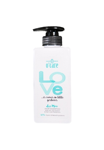 O'care O'CARE Love More Hair Shampoo 500ml 0F0BABE986FD5BGS_1