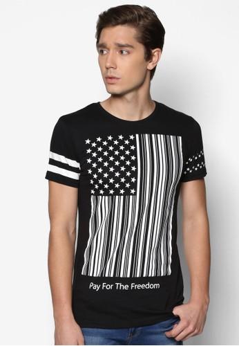 Girocollo Con Stamesprit outlet 桃園pe T-Shirt, 服飾, T恤