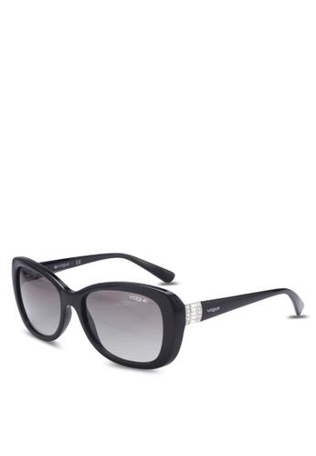 Vogue black Timeless VO2943SB Sunglasses VO655GL21ARQMY_1