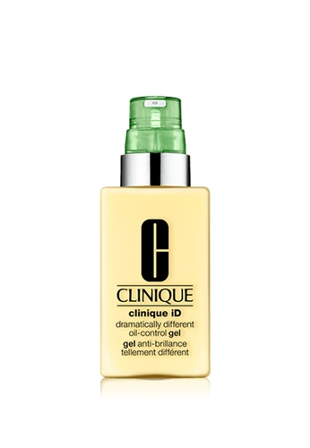 Clinique Clinique iD Active Cartridge Concentrate - Delicate Skin + Oil Control Gel 125ml 346FFBE0A4507CGS_1
